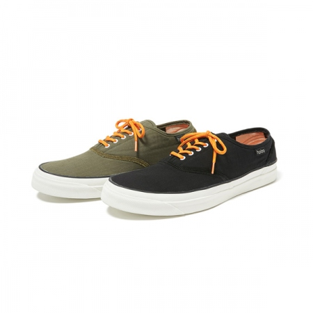 CORDURA Cotton Nylon Ripstop Low Cut Sneakers