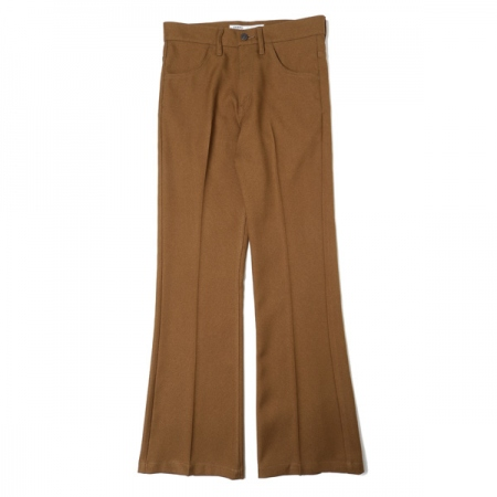Flare Flasher Pressed Pants
