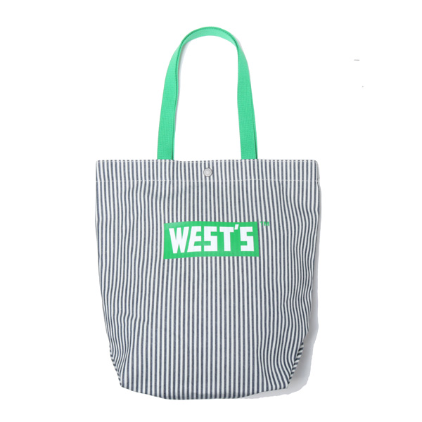WESTS TOTE BAG / HICKORY