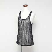 fish net tank top