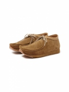 COACH MOC SHOES COW SUEDE