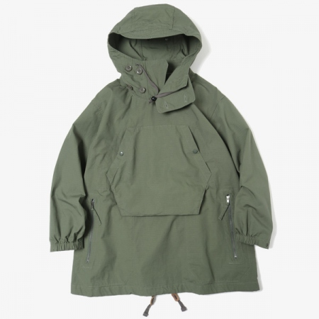 Over Parka - Cotton Ripstop