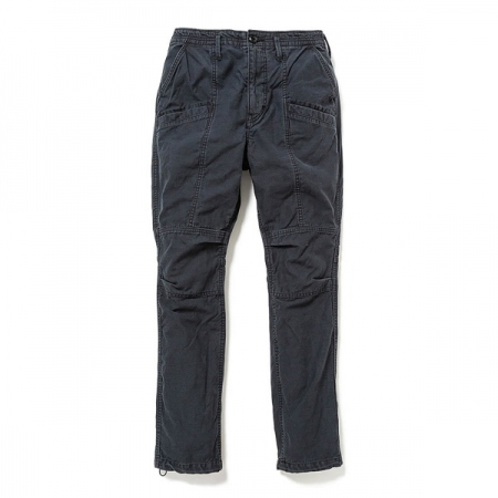 EDUCATOR 6P TROUSERS RELAXED FIT COTTON BACK SATIN