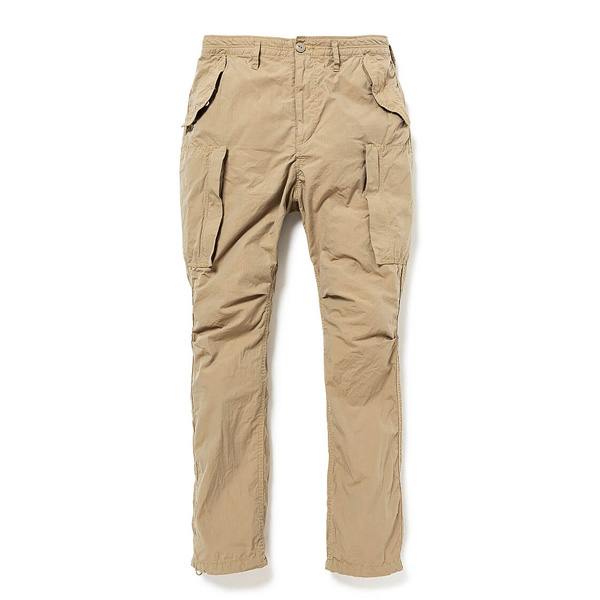 TROOPER 6P TROUSERS RELAXED FIT COTTON RIPSTOP