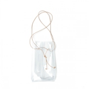 ARCHI×YUMI SAITO clear bag / small
