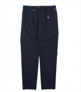 Double Face Twill Field Pants