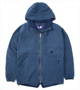 Indigo Mountain Wind Parka