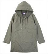 Hooded Travel Coat