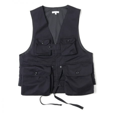 Game Vest - High Count Twill