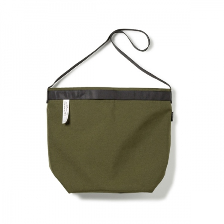 Cordura Nylon Daily Shoulder Bag
