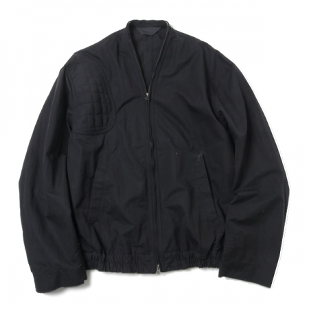 GUN ZIP JACKET(BLACK)