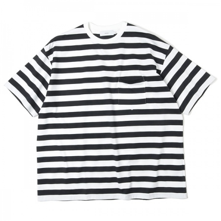Border S/S Pocket Tee