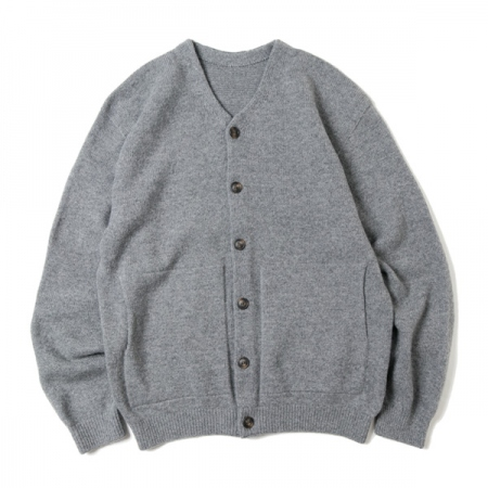 wholegarment V/N cardigan