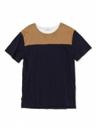 COACH TEE S/S COTTON JERSEY