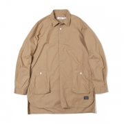 Ct Typewriter Gardener Pullover Shirt by nonnative