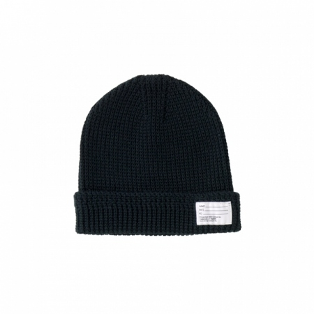 KNIT BEANIE(COTTON)