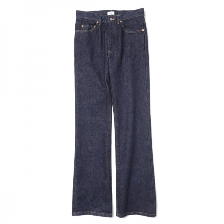 Semi Flaer One Wash Denim PT
