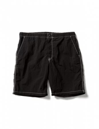 NYLON SHORTS(BLACK)