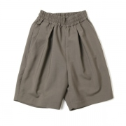 EASY SHORTS WOOL MOHAIR TROPICAL