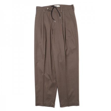 SCENE TROUSERS(BROWN)