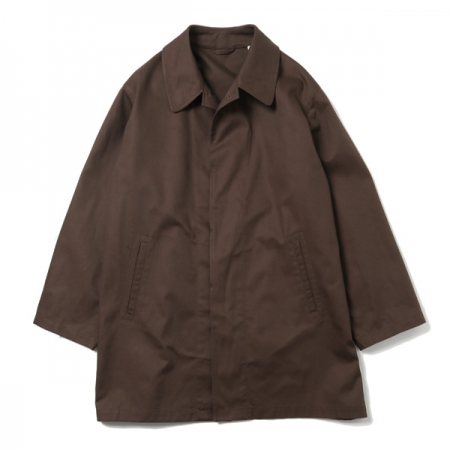 CARLESS COAT(BROWN)