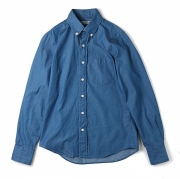light weight denim B.D. shirt