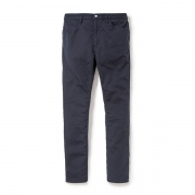 DWL 5P JEANS DROPPED FIT C/P DOUBLE CLOTH STRETCH
