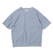 ONESIDE RAGLAN CREWNECK 半袖 ORGANIC PERUPIMA FLEECE