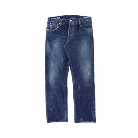 SOCIAL SCULPTURE DRY DENIM-10