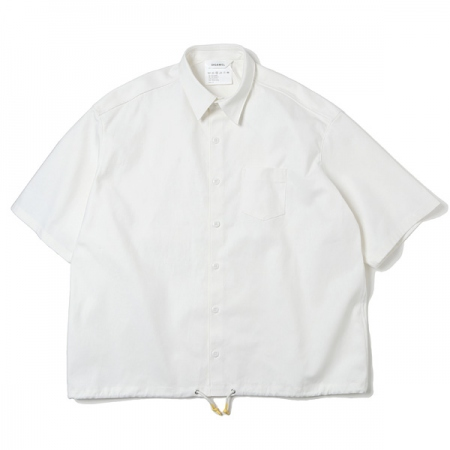 Canvas Big S/S Shirt