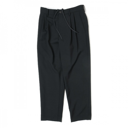 SUMMER WOOL EASY ANKLE PANTS