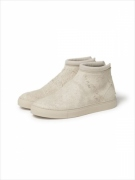 TRAVELER TRAINER MID COW SUEDE