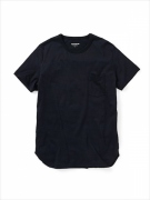 DWELLER TEE SS COTTON BORDER JERSEY