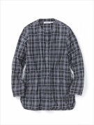 RANCHER PULLOVER LONG SHIRT C/R TONE ON TONE CHECK