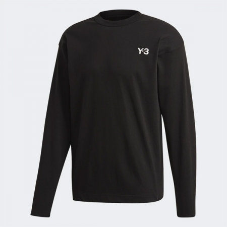 Y-3 Alleyway Graphic Long-Sleeve Top