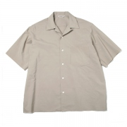 SELVEDGE WEATHER CLOTH HALF SLEEVED SHIRTS