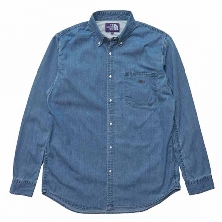 Light Denim B.D Shirt