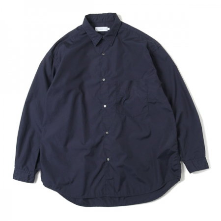 Double Face Cotton Broad Shirt