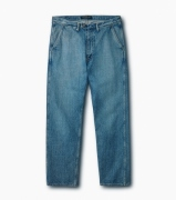 MCQUEEN DENIM TROUSERS/INDIGO