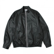 Cotton track blouson