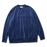 BIG SWEAT SHIRTS MICRO VELOUR