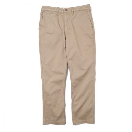 DWL CHINO TROUSERS USUAL FIT C/P TWILL STRETCH VW