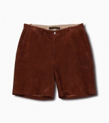 SUEDE SHORTS