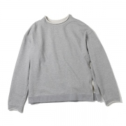 FUGGY OPEN PULLOVER