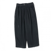 HAKAMA DENIM(BLACK)