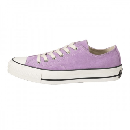 CHUCK TAYLOR SUEDE OX(LILAC)