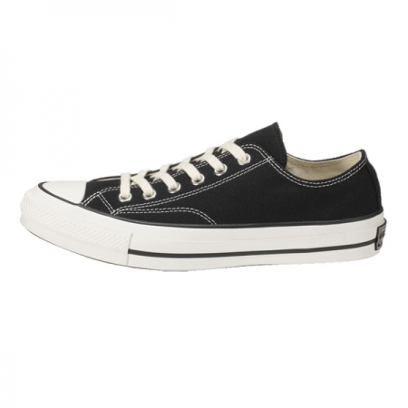 CHUCK TAYLOR CANVAS OX(BLACK)