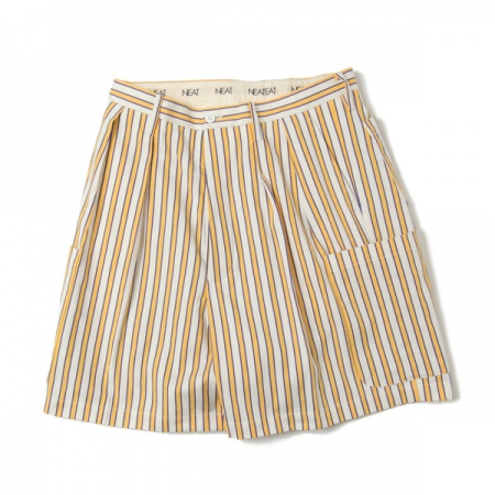 LAL Stripe Cargo Shorts