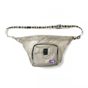 Lightweight Logo tape Waist Bag