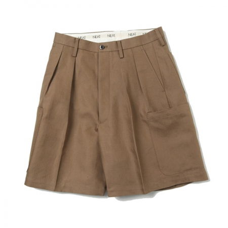 C/L Oxford Cargo Shorts